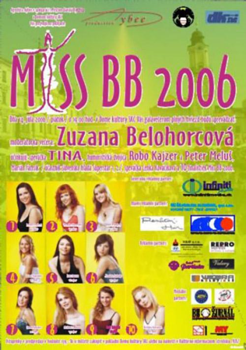 MiSS BB 2006
