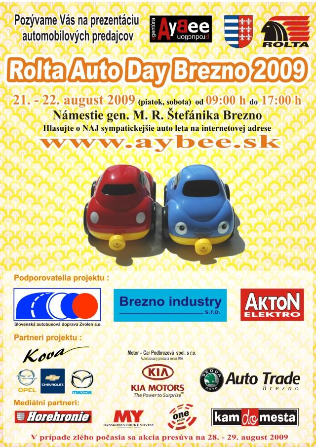 Rolta Autoday Brezno