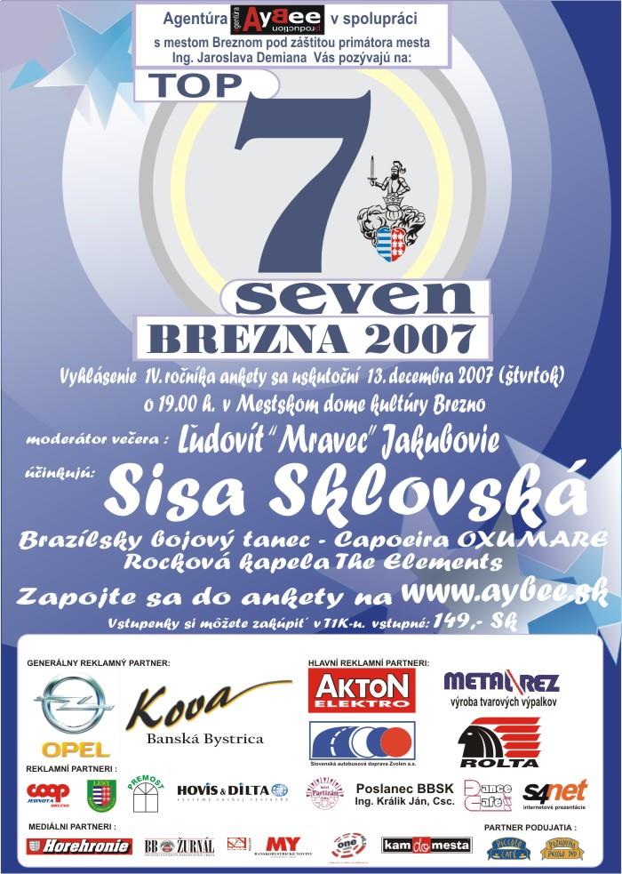 Top seven Brezna 2007
