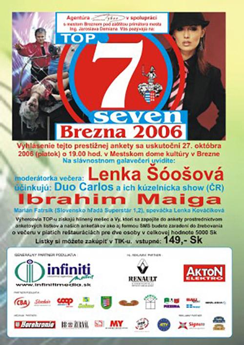 Top seven 7 Brezna 2006