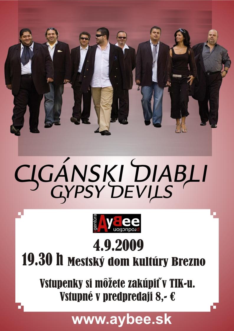 Cigánski Diabli – Gypsy Devils