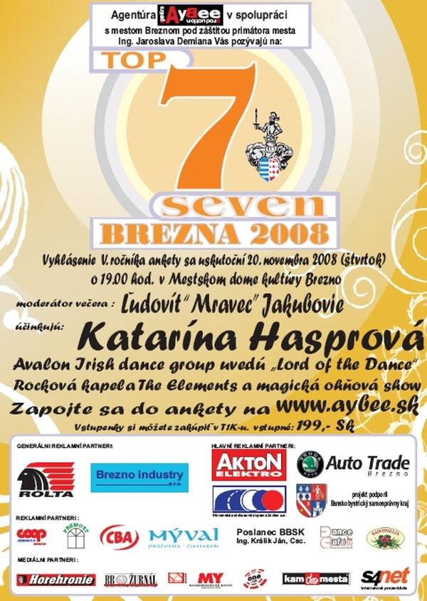 TOP seven (7) Brezna 2008