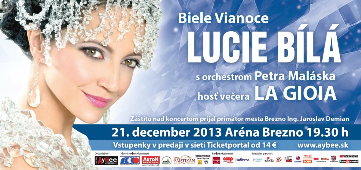 Lucie Bílá (Biele Vianoce)